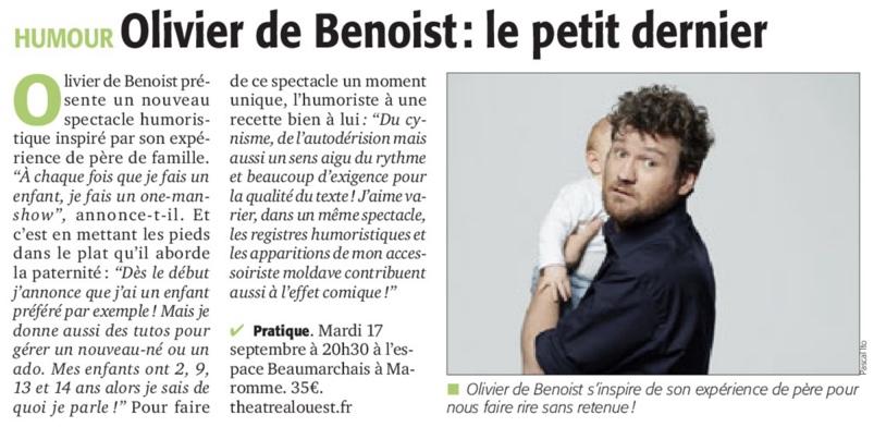 Tendance Ouest 12.09.19