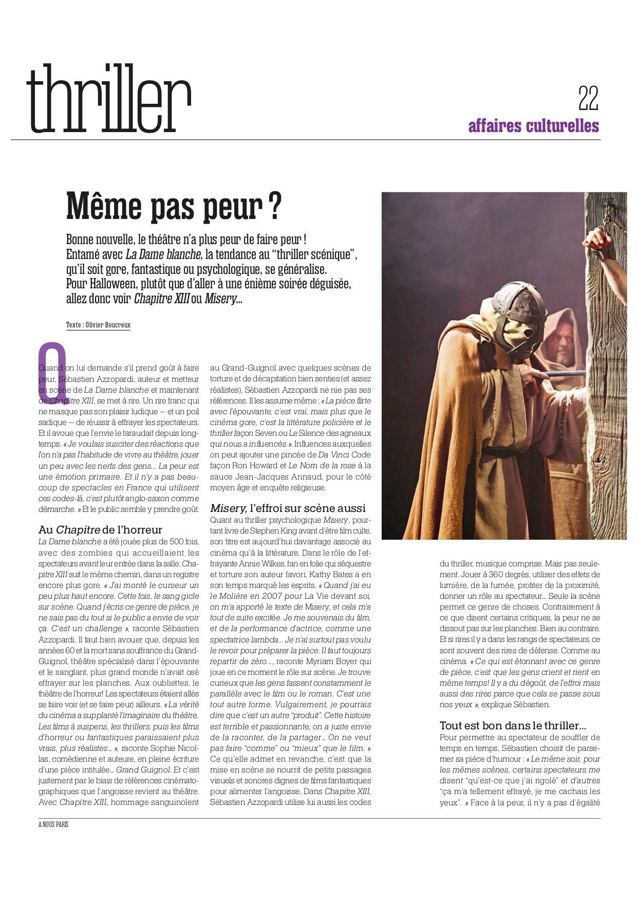 A NOUS PARIS P1- 29.10.18