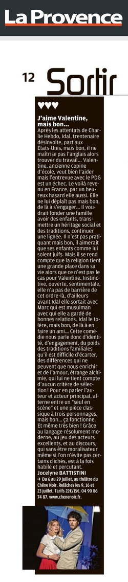 La Provence 11.07.18