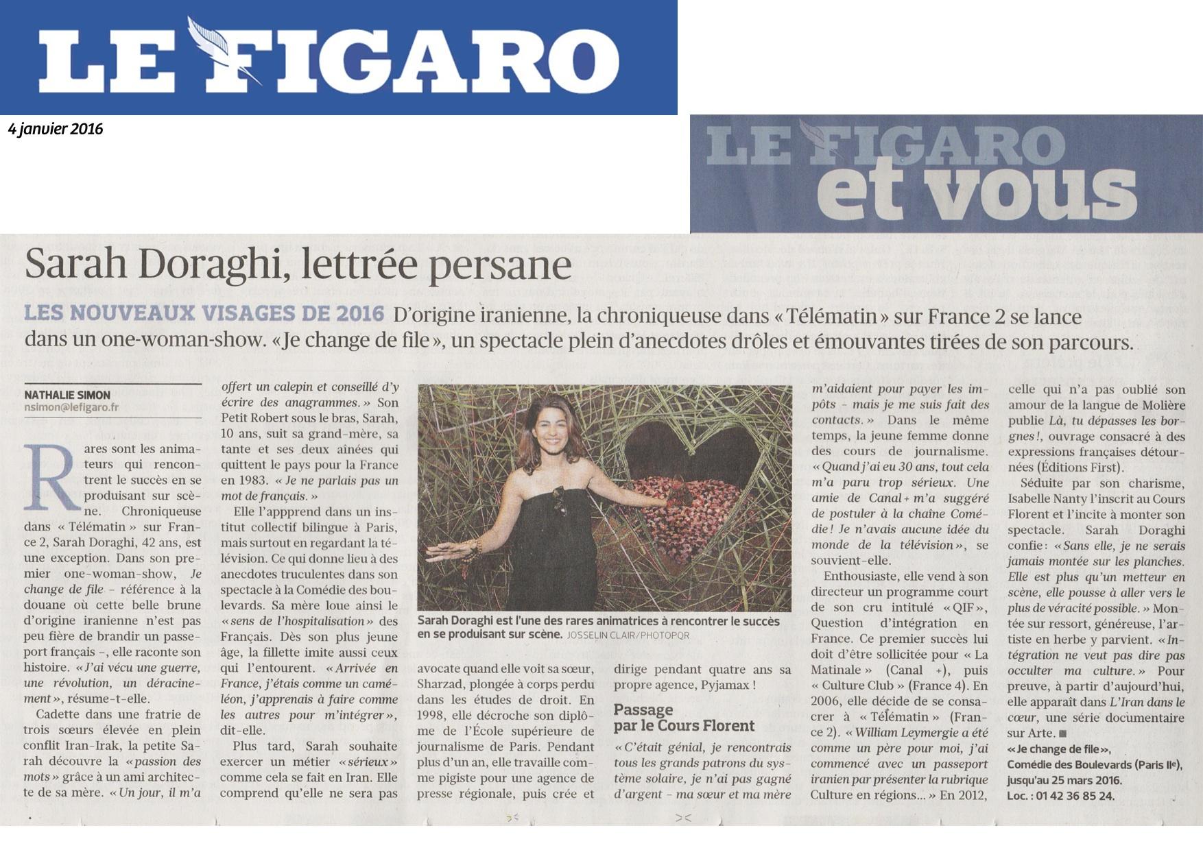 Le Figaro 04.01.16