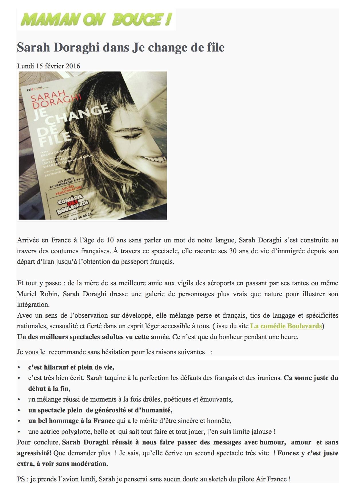 Mamanonbouge.com 15.02.16