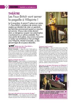 Le Mag Villepinte octobre 19