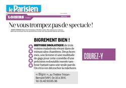 Le Parisien 18.10.16