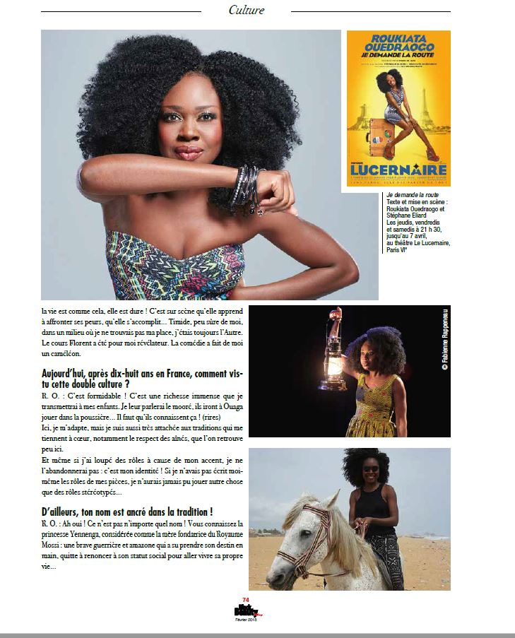 Black Beauty Mag Fév 2018