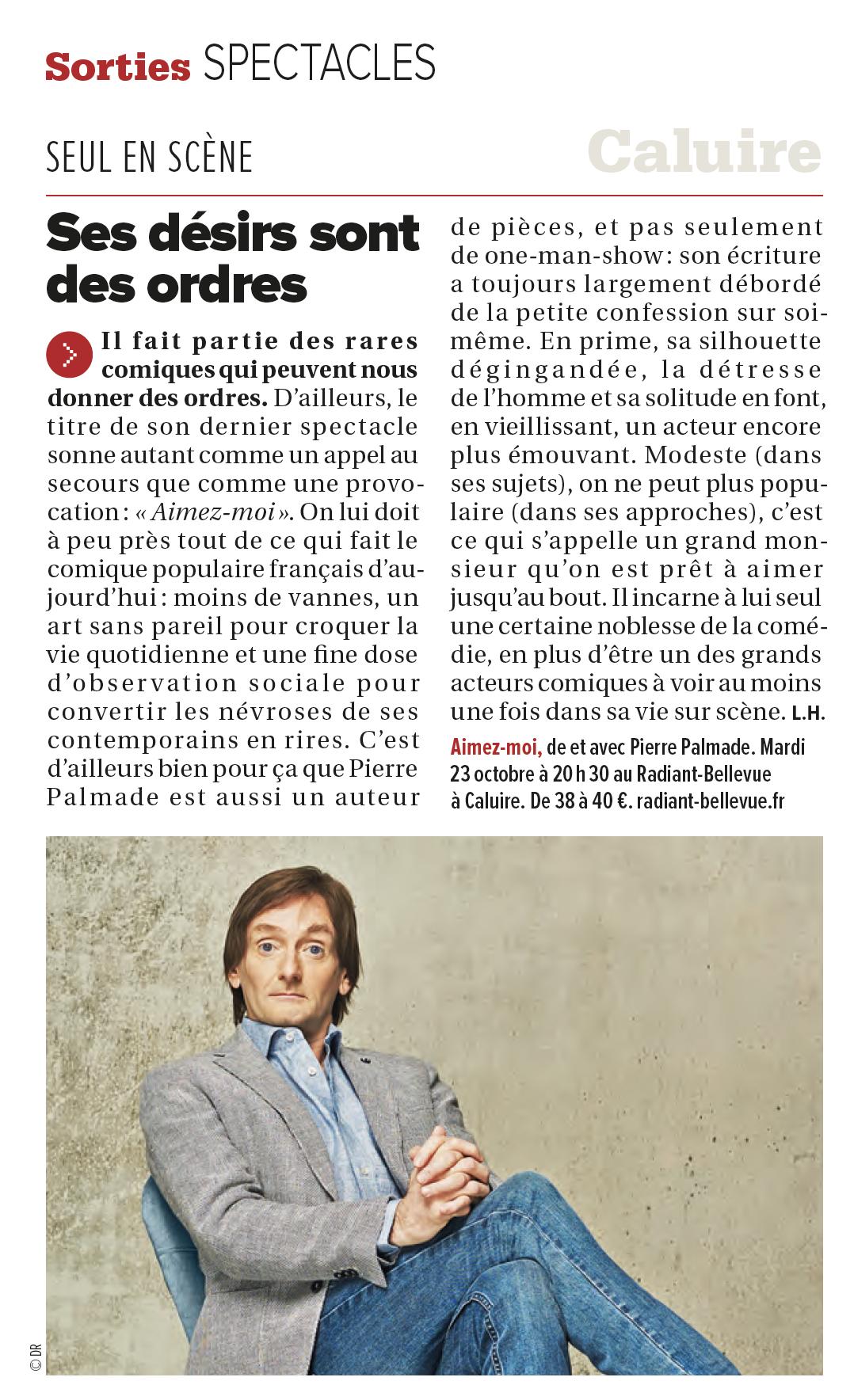 La Tribune de Lyon 18.10.18
