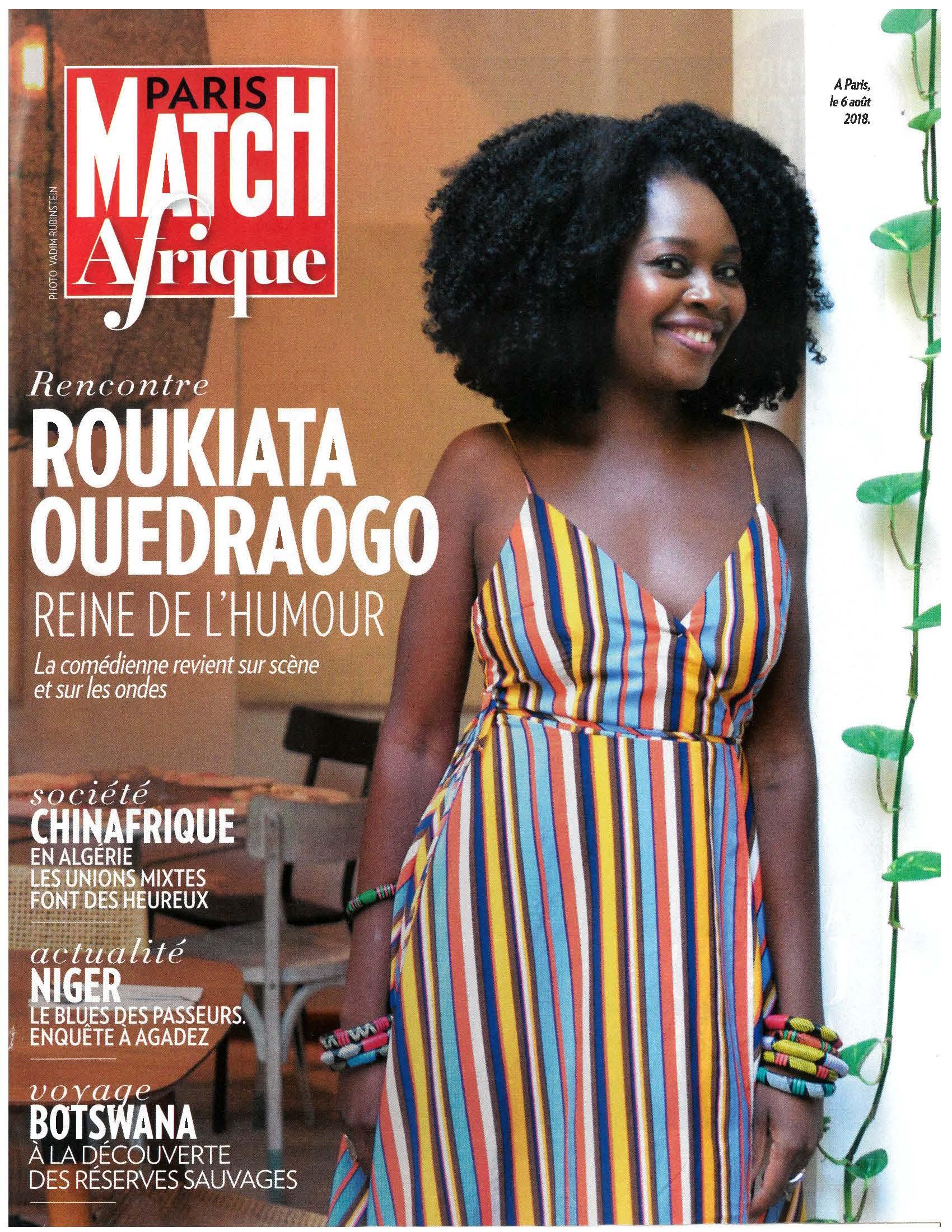 Paris Match Afrique p1-12.09.18