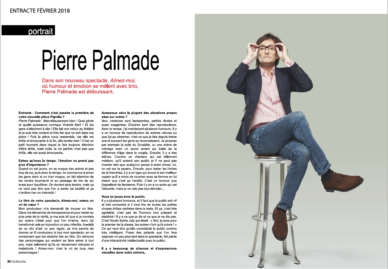 Entracte Magazine Février 18-p1