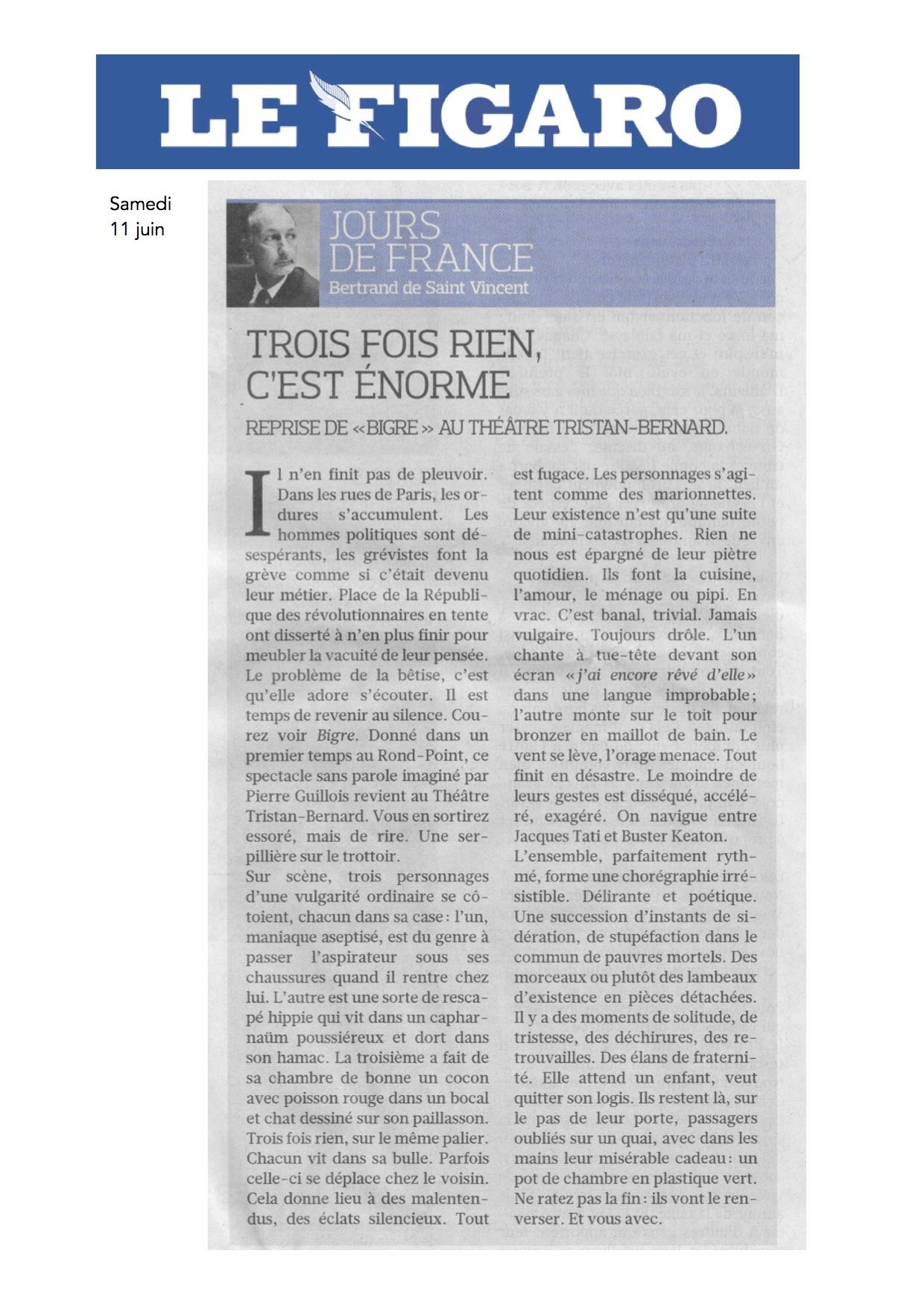 Le Figaro 11.06.16