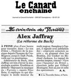 Le Canard Enchaîné 03-07-19