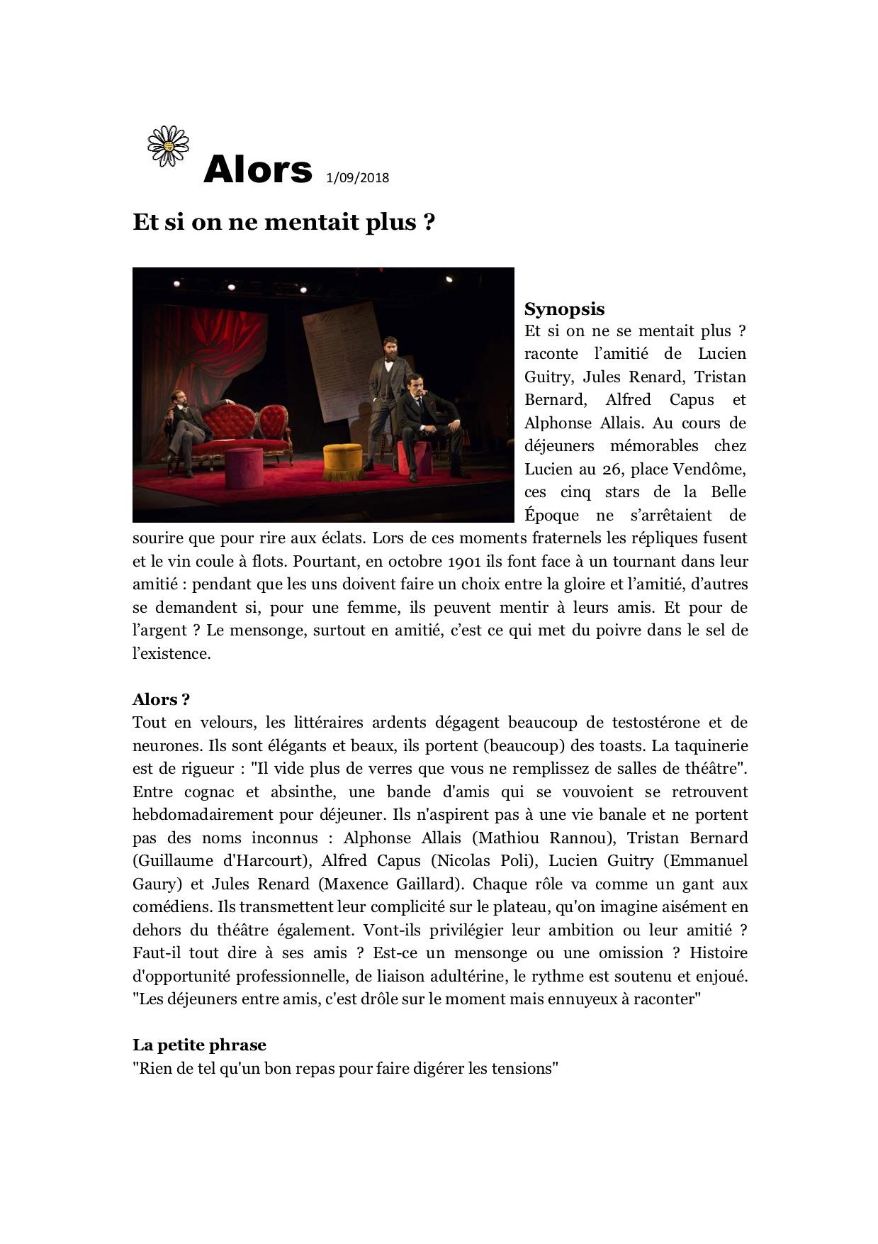 ALORS blog 01.09.18