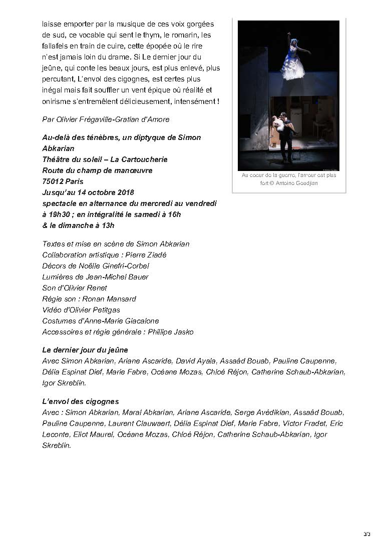 L'Oeil d'Olivier p3 - 20.11.18