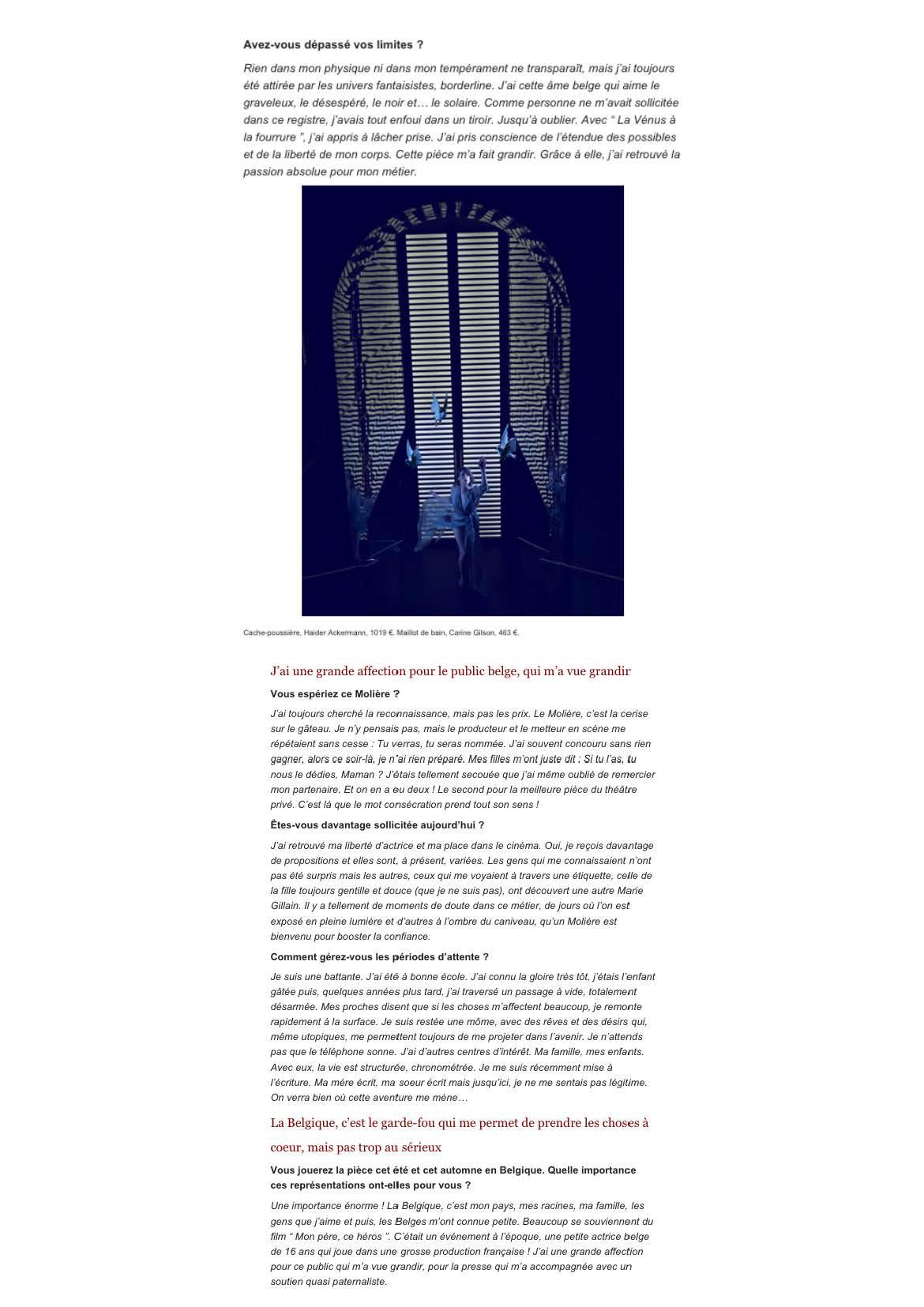 Le Soir 10.06.15 page 2/4