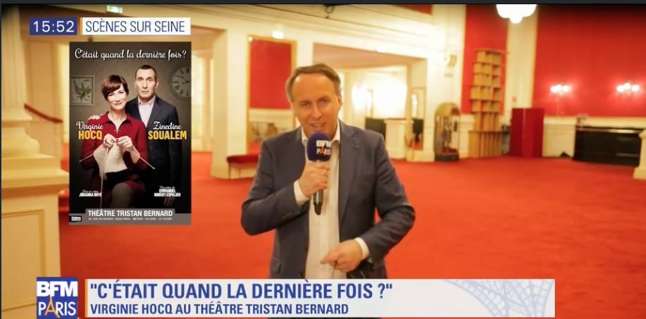 BFM TV PARIS 15 avril 2018