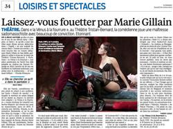 Le Parisien 25.10.14