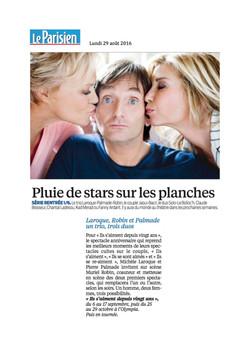 Le Parisien 29.08.16