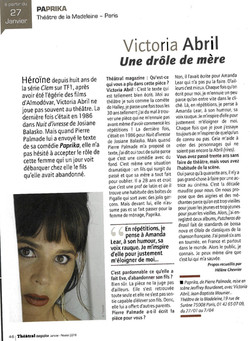 Theatral Magazine janv-fev 18