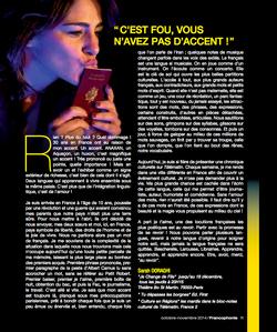 Francophonie RFI Oct-nov 14