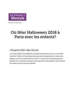 Lefigaro.fr 17.10.18