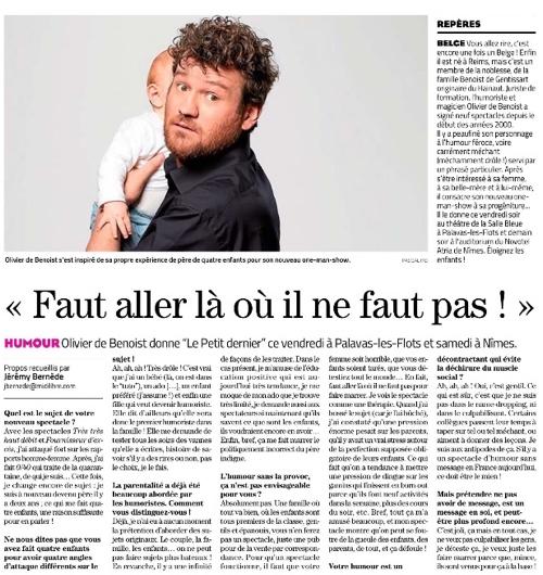 Midi Libre 06.12.19