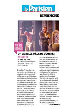 Le Parisien week-end 11.11.18