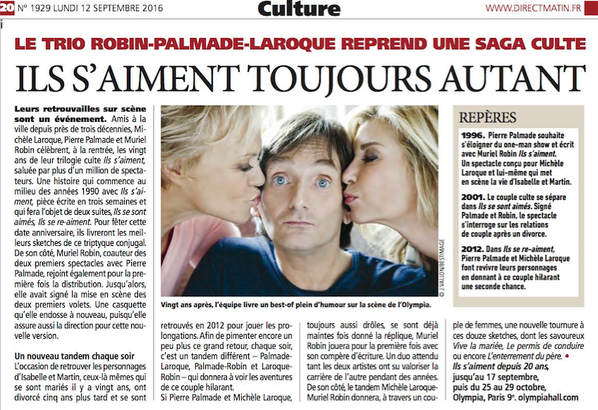 ISAD Direct Matin 12 sept