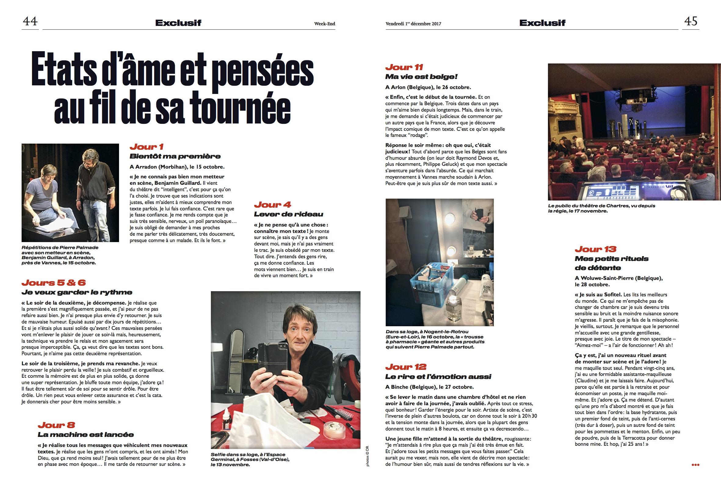 Le Parisien Magazine 01.12.17 p3-4