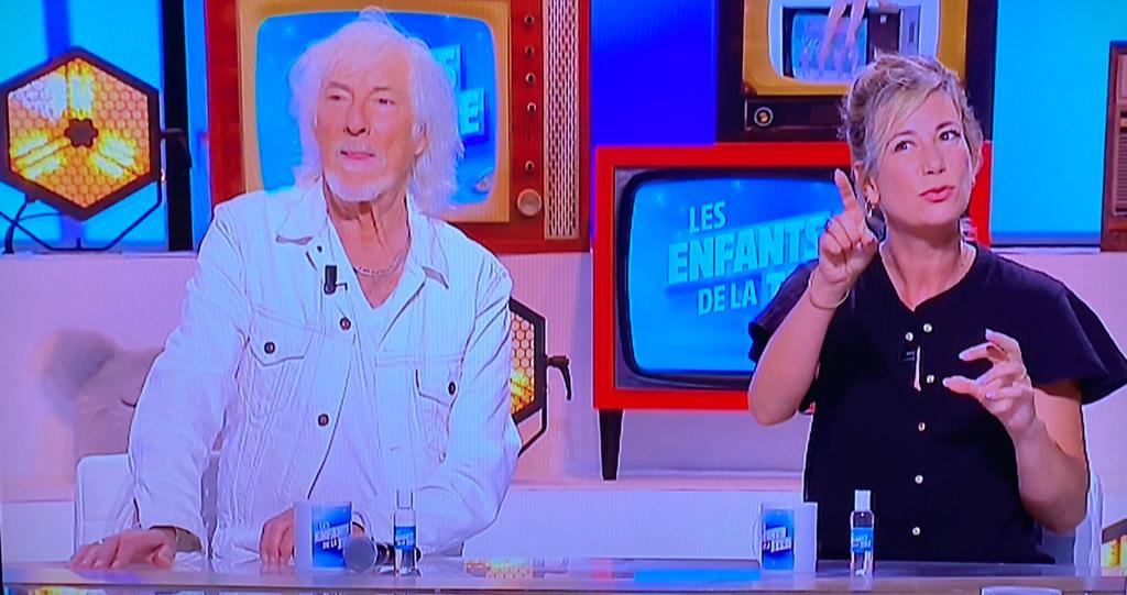 Les enfants de la télé France 2 - 06.09.20