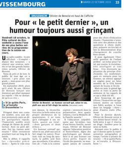 Dernière Nouvelle d'Alsace_22.10.19