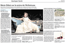 Ouest France 15.10.15