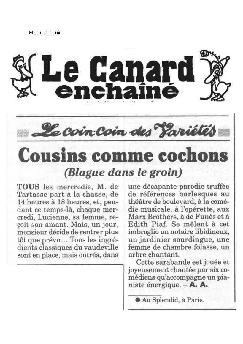 Le Canard Enchainé 01.06.16