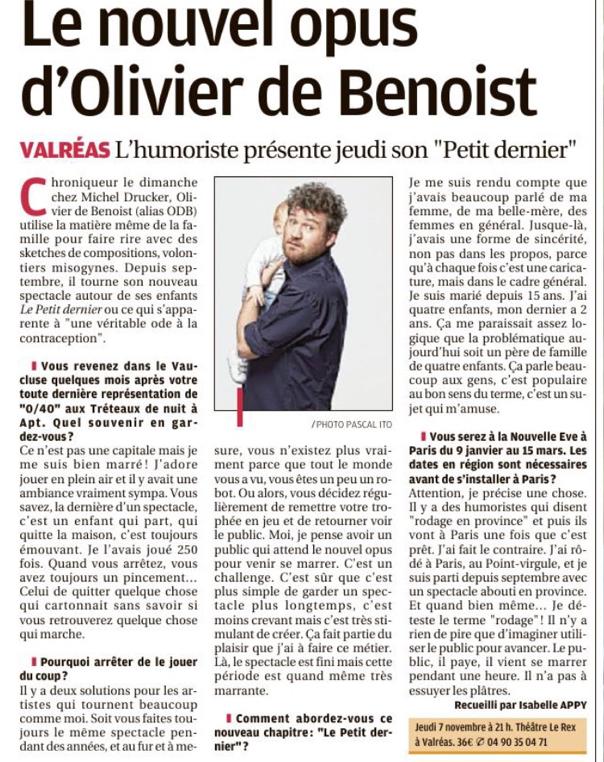 La Provence 04.11.19