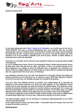 Reg'Arts blog 08.10.16