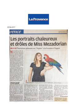 La Provence 26.05.17
