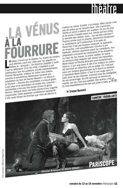 Le Pariscope 12.11.14