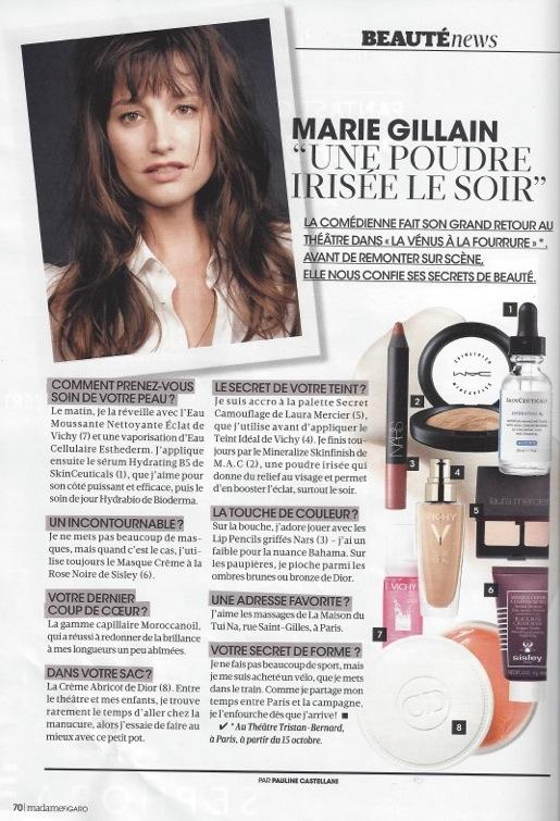 Madame Figaro 10.10.14
