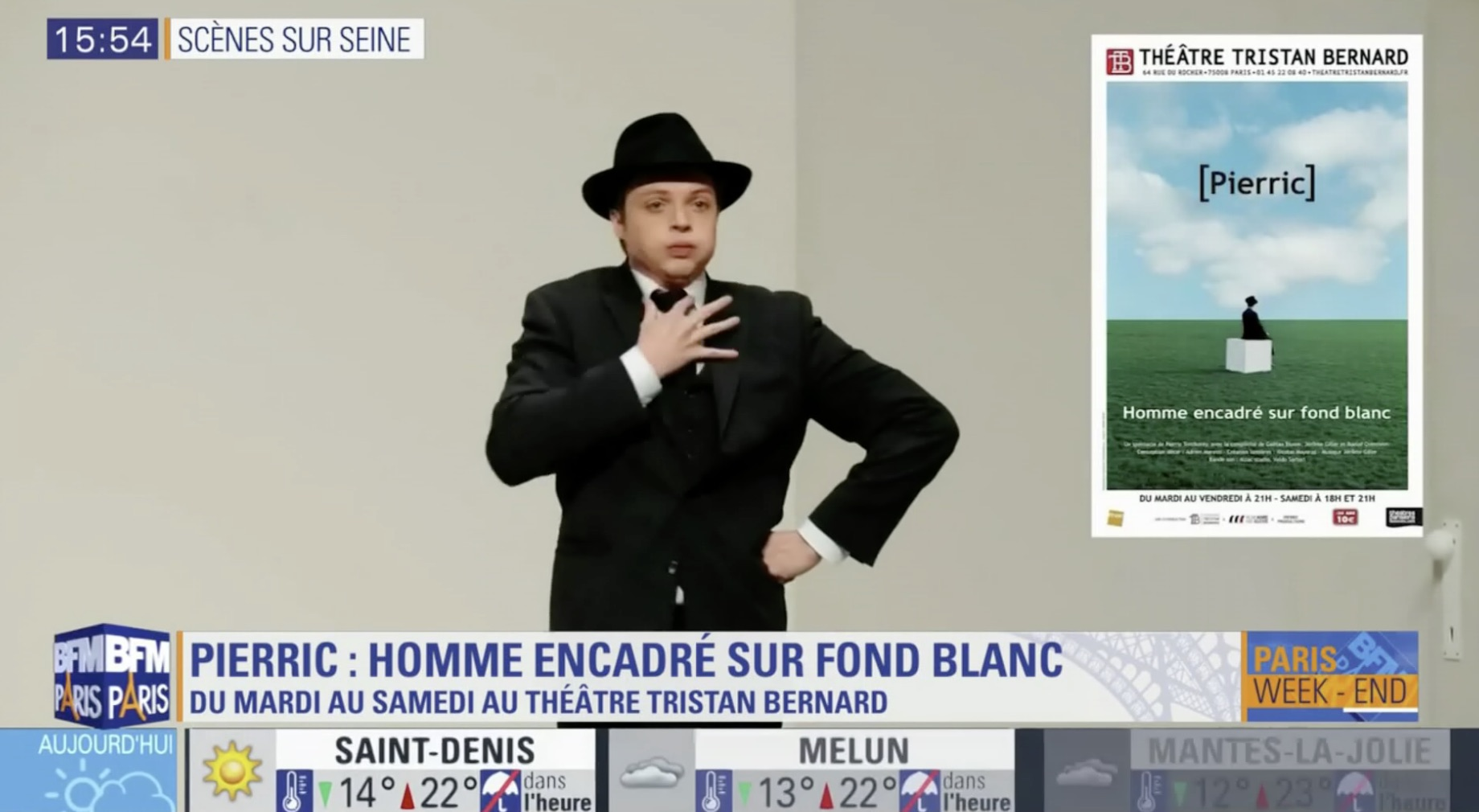 BFM Paris 15.06.19