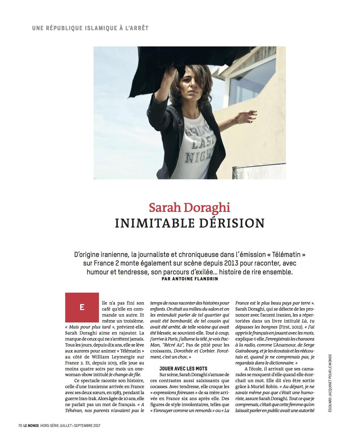 Le Monde Magazine HS été 2017 p1