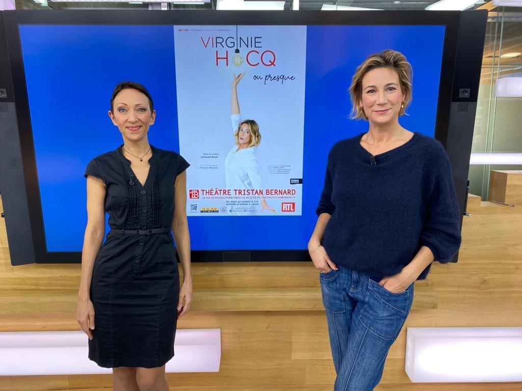 L'Interview Culturelle - France TV Info 31.10.20