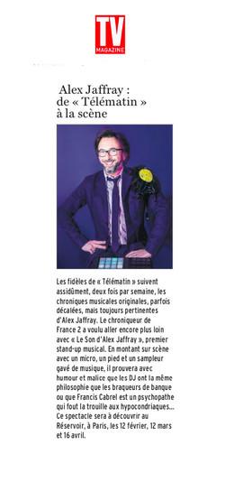 TV Magazine 28.01.19