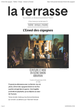 La Terrasse 14.09.18 Page 1