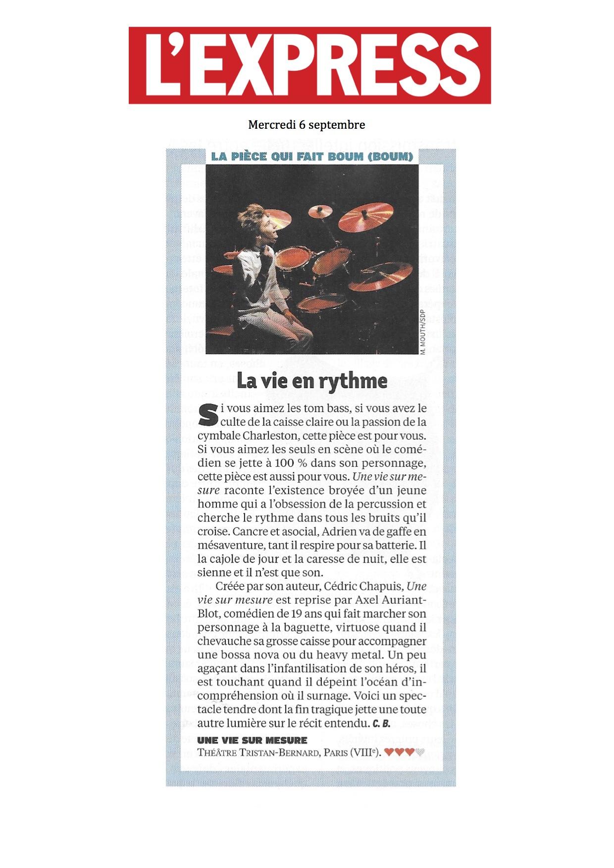L'Express 06.09.17