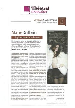 Théâtral Magazine 15.09.14