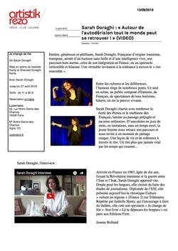 artistikrezo.com 13.08.16