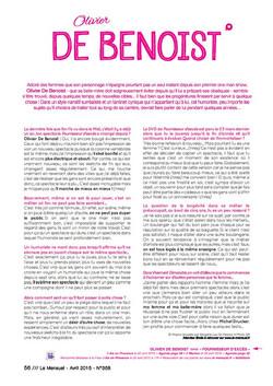 Le Mensuel Mag avril 2015 1/2