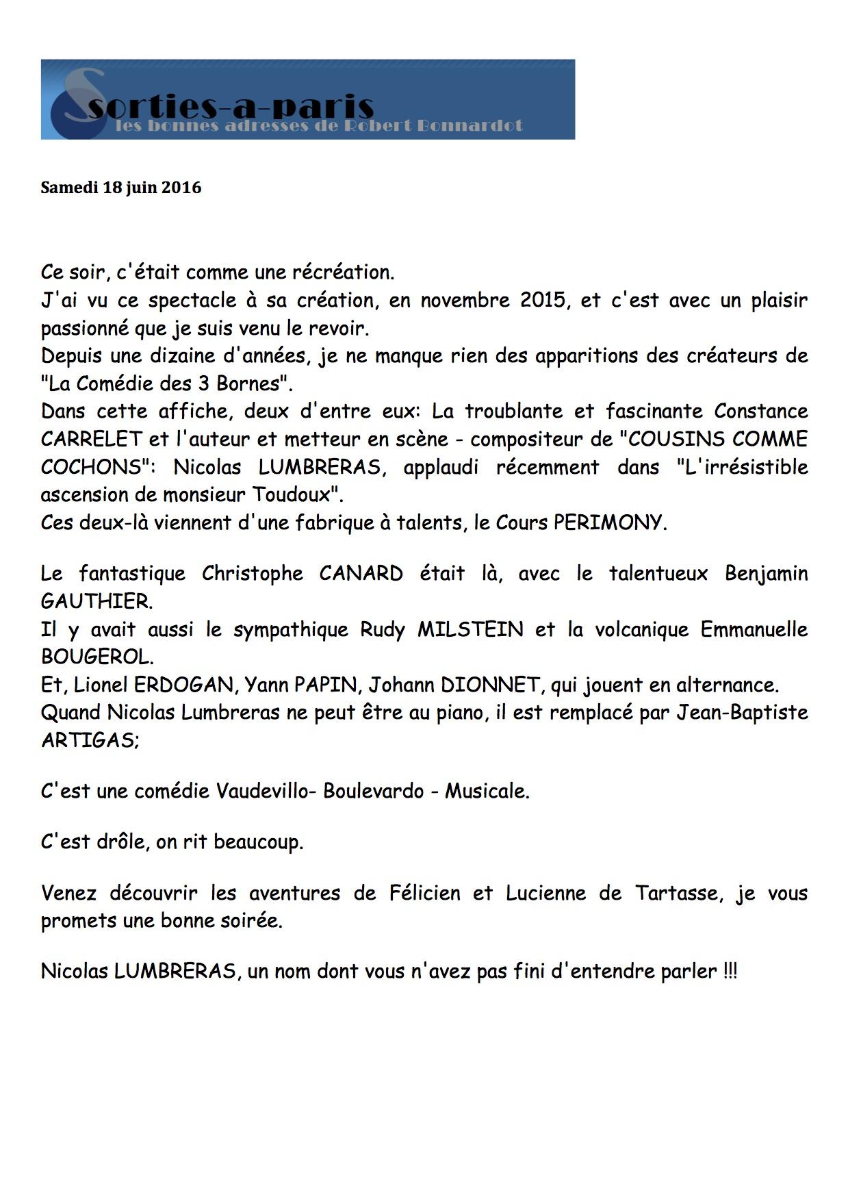 Sortiesaparis.fr 18.06.16