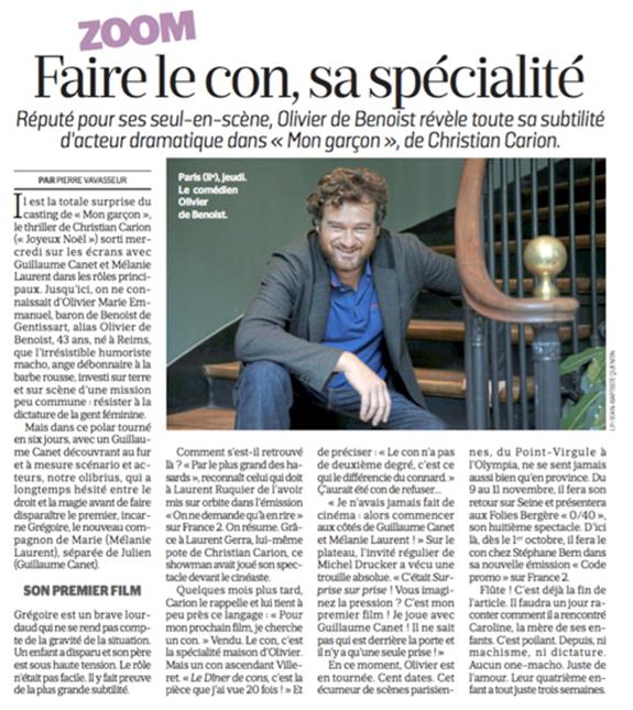 Le Parisien 24.09.17