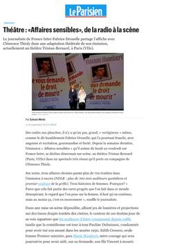 Le Parisien p1 29.09.20