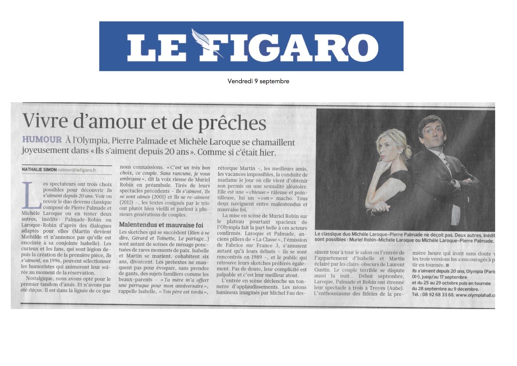 Le Figaro 09.09.16