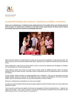 ActuaLitté p1 - 29.08.18