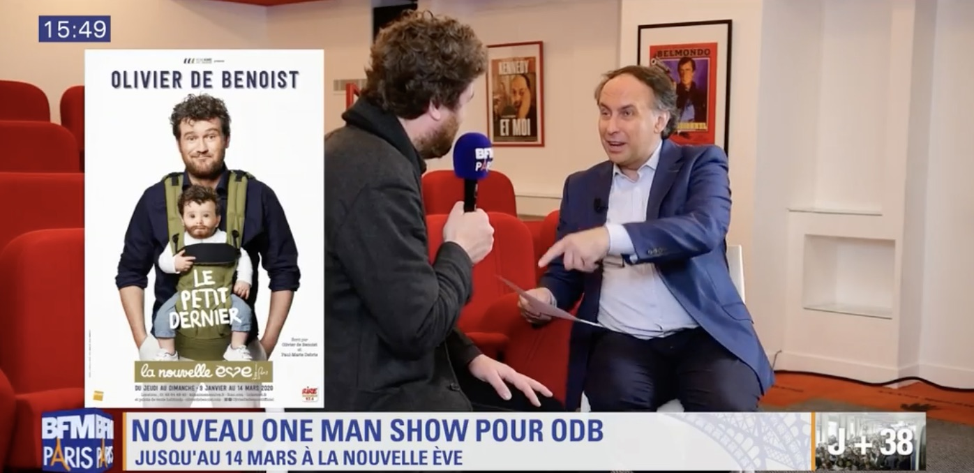 BFM Paris 11.01.20